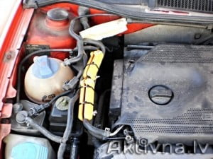 Samazinam degvielas patēriņš audi a3 1,6
