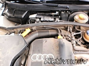 Samazinam degvielas patēriņš audi a4 2,4