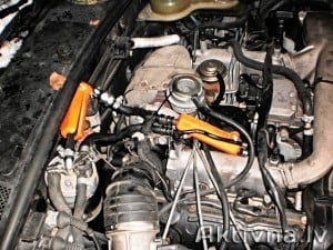 Samazinam degvielas patēriņš audi a6 1,8