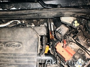 Samazinam degvielas patēriņš ford sierra