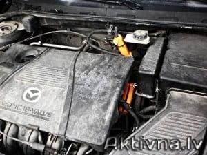 Samazinam degvielas patēriņš mazda 323 1,7