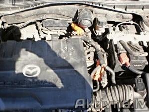 Samazinam degvielas patēriņš mazda 323