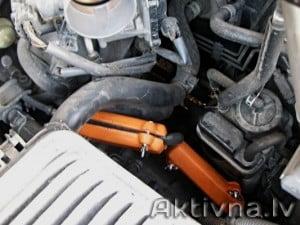 Samazinam degvielas patēriņš mazda 323f