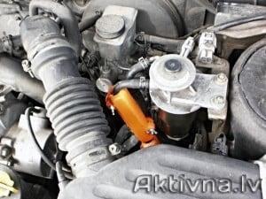 Samazinam degvielas patēriņš mazda 626 2,0d