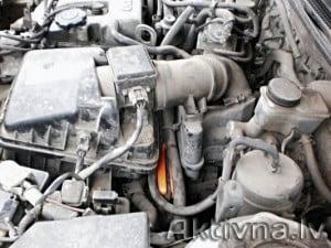 Samazinam degvielas patēriņš mazda 626 2,2