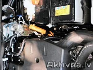 Samazinam degvielas patēriņš mercedes 200