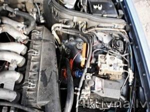 Samazinam degvielas patēriņš mercedes 212