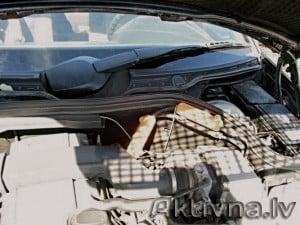 Samazinam degvielas patēriņš mercedes 240