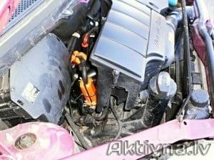 Samazinam degvielas patēriņš mercedes a160 1,6