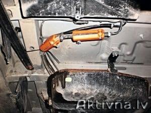Samazinam degvielas patēriņš mercedes a170