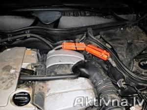 Samazinam degvielas patēriņš mercedes c200