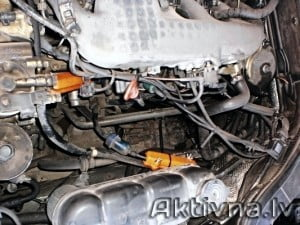 Samazinam degvielas patēriņš mercedes s320