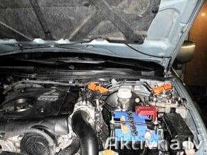 Samazinam degvielas patēriņš mitsubishi l200