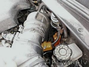 Samazinam degvielas patēriņš mitsubishi space runner