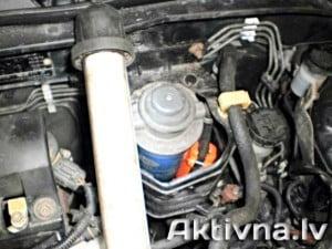 Samazinam degvielas patēriņš nissan almera 1,4