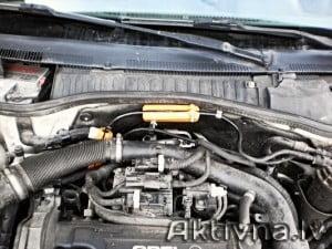 Samazinam degvielas patēriņš opel vectra 1,8