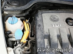 Samazinam degvielas patēriņš skoda octavia