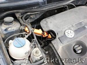 Samazinam degvielas patēriņš volkswagen caravelle