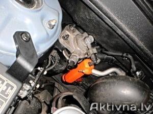 Samazinam degvielas patēriņš volkswagen golf 1,6