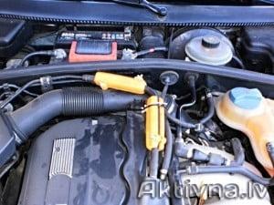 Samazinam degvielas patēriņš volkswagen passat variant
