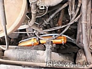 Samazinam degvielas patēriņš volkswagen transporter 2,5