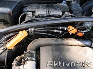 Samazinam degvielas patēriņš volkswagen touran