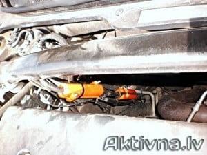 Samazinam degvielas patēriņš volvo s80