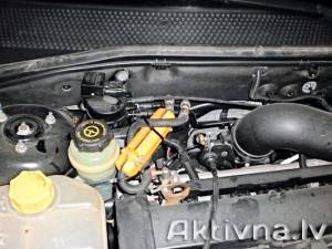 Снижайте расход топлива форд фокус 1,6