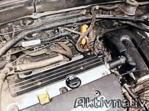 Снижайте расход топлива хонда срв 2,0