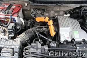 Снижайте расход топлива хонда цивик 1,3