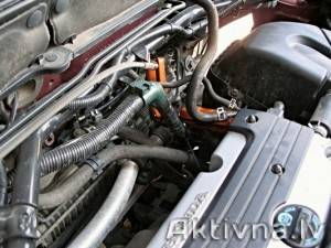 Снижайте расход топлива хонда хрв