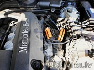 Снижайте расход топлива мерседес е320