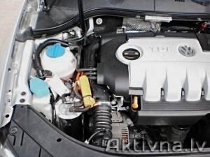 Снижайте расход топлива фольксваген пассат в6
