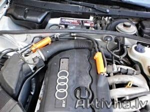 Samazinam degvielas patēriņš audi 80 b4