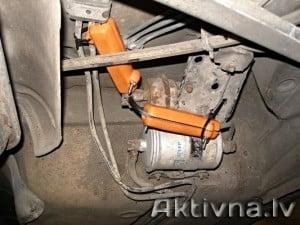 Samazinam degvielas patēriņš audi a4 1,8