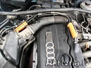 Samazinam degvielas patēriņš audi a4 1,8t