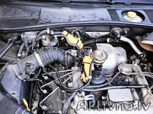Samazinam degvielas patēriņš audi a6 2,5