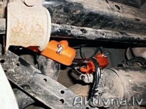 Samazinam degvielas patēriņš ford granada