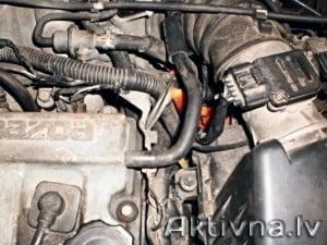 Samazinam degvielas patēriņš mazda 626 1,8