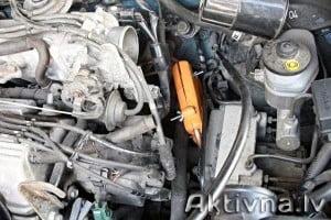 Samazinam degvielas patēriņš mazda 626 gf 1,8