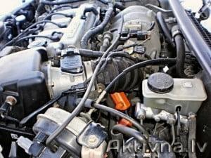 Samazinam degvielas patēriņš mazda 626 gf
