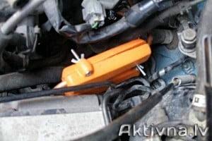 Samazinam degvielas patēriņš mercedes c220