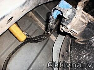 Samazinam degvielas patēriņš mercedes ml320 gāze