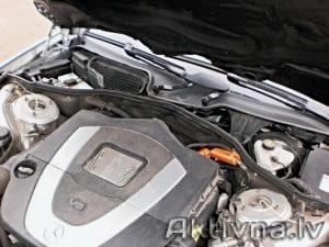 Samazinam degvielas patēriņš mercedes s350