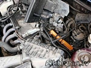 Samazinam degvielas patēriņš mitsubishi galant 1,8