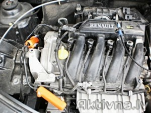 Samazinam degvielas patēriņš renault logan