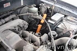 Samazinam degvielas patēriņš toyota land cruiser 3,0