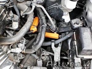 Samazinam degvielas patēriņš toyota previa