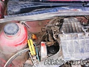 Samazinam degvielas patēriņš volkswagen caddy