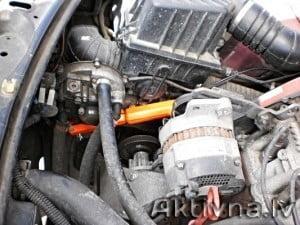 . Samazinam degvielas patēriņš volkswagen passat gāze